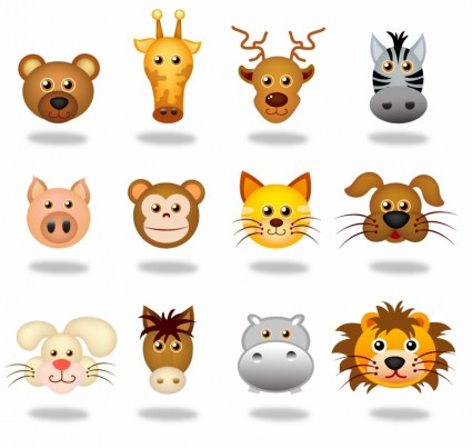 11 Free Animal Icons Images Free Animal Desktop Icon