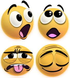 11 Free Animated Emoticons For Facebook Images
