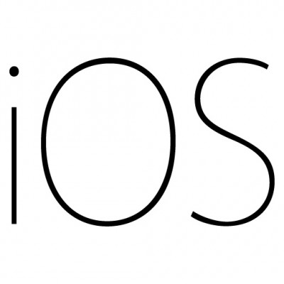 Apple iOS Logo Vector