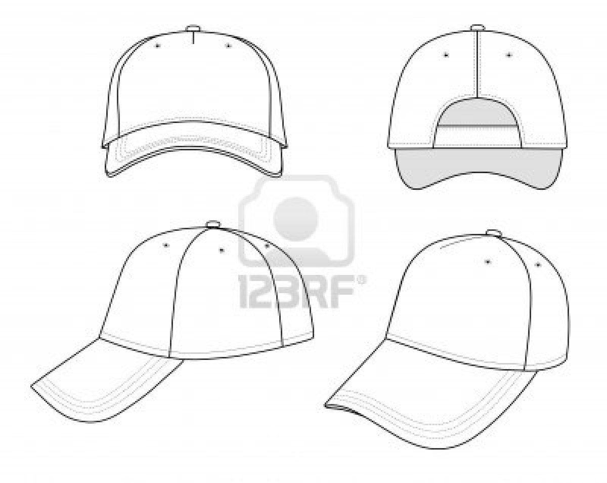 15 blank hat psd template images baseball cap blank template baseball hat design template and. Black Bedroom Furniture Sets. Home Design Ideas