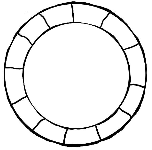 Blank Circle Logo Designs