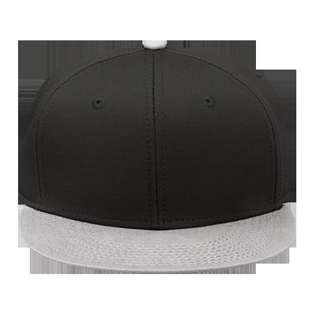 Blank Snapback Hat Template