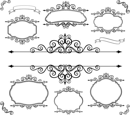 Blank Vector Labels Free