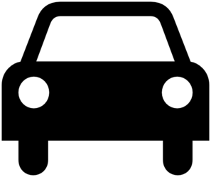 17 Car Icon Clip Art Vacation Images