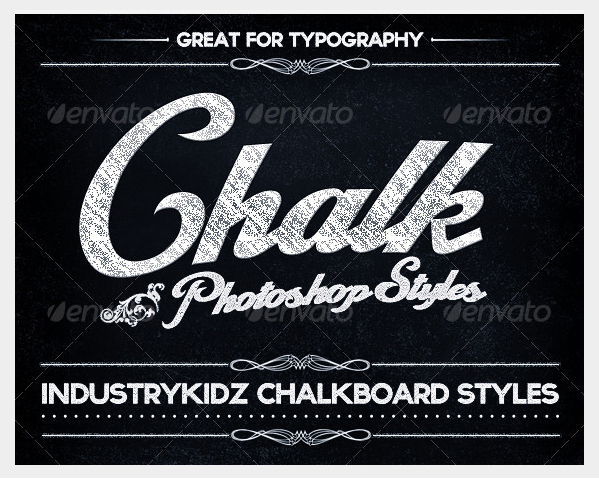11 Steel Chalkboard Writing Font Images