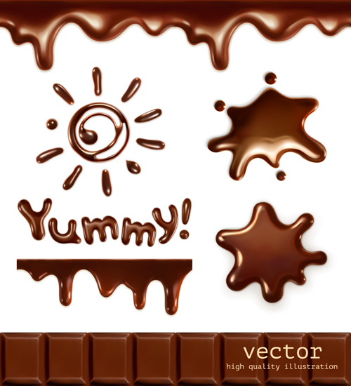 Chocolate Free Vector Graphics