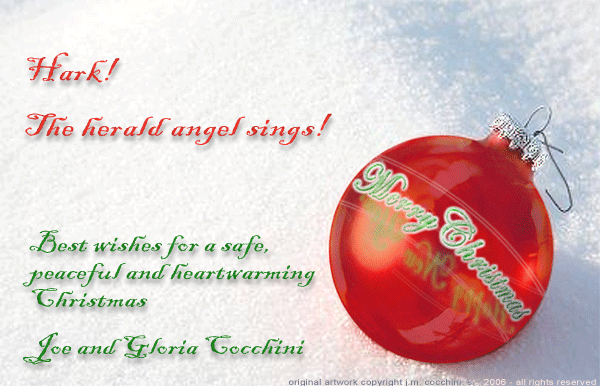 Christmas Email Clip Art