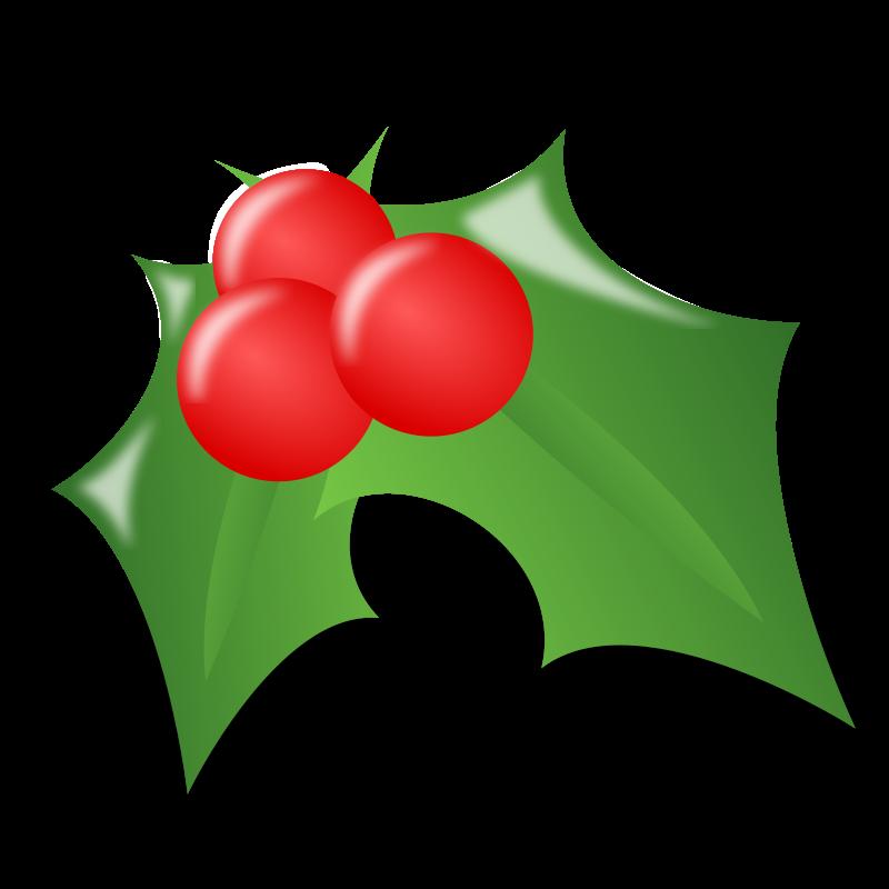 Christmas Icons Clip Art