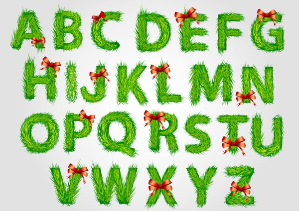 Christmas Letters Fonts Free Download