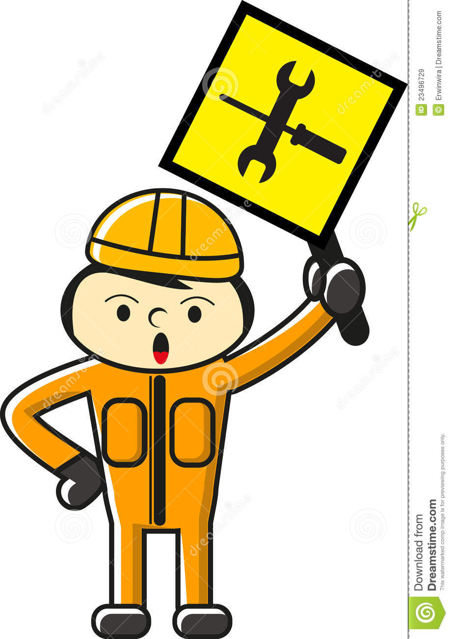 Construction Worker Icon Free