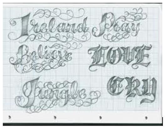 10 old script font generator images old english tattoo fonts tattoo script lettering fonts. Black Bedroom Furniture Sets. Home Design Ideas