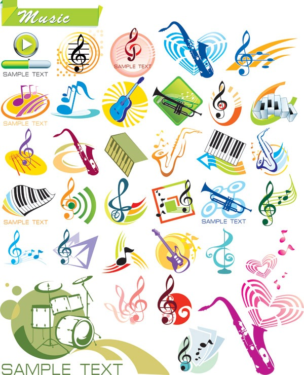 Download Free Music Vector Graphic