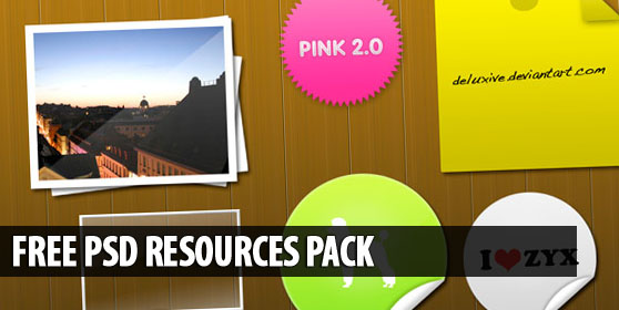 Download Free PSD Resources