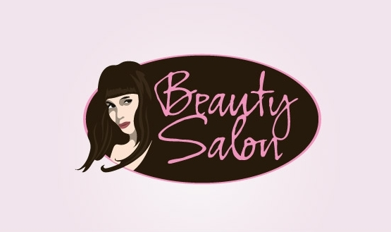 9 Hair Salon Logo Design Images