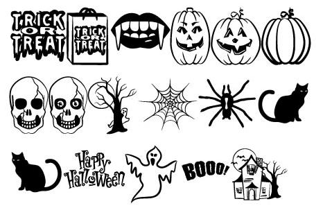 Free Halloween Vector Art