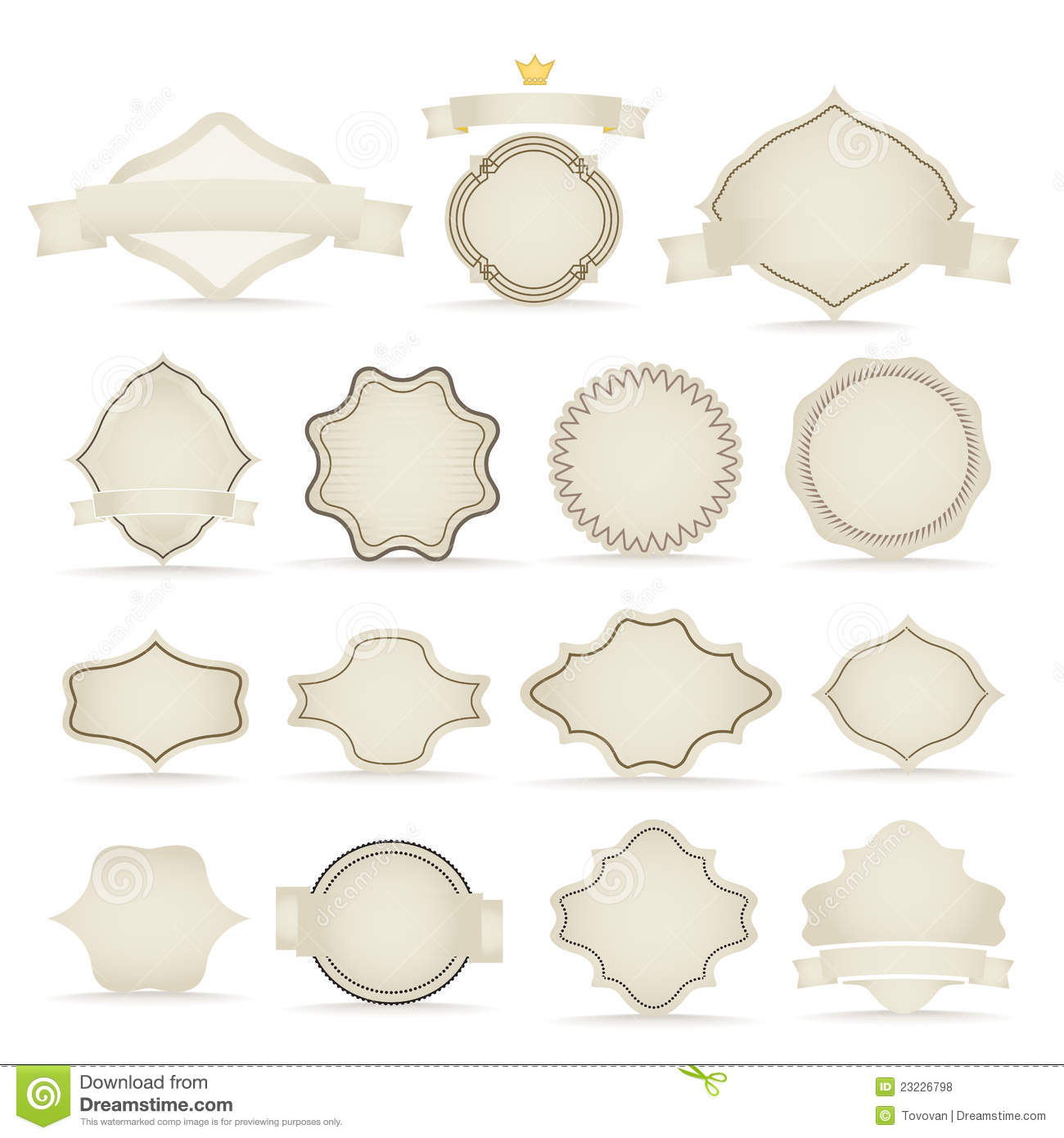 14 Free Printable Jar And Canning Labels Tags Blank Vintage Label