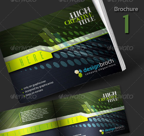 Free Psd Catalog Design