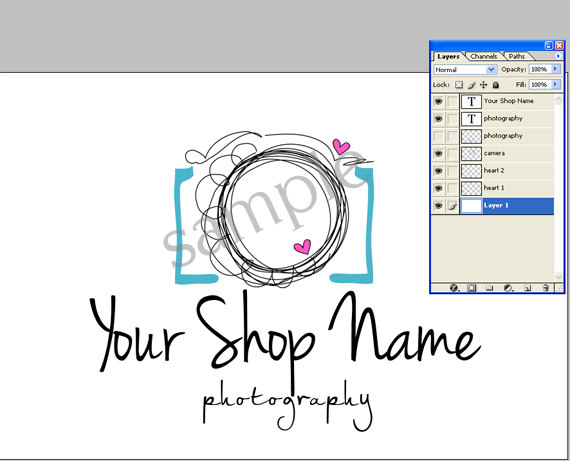 Free PSD Logo Templates Photoshop