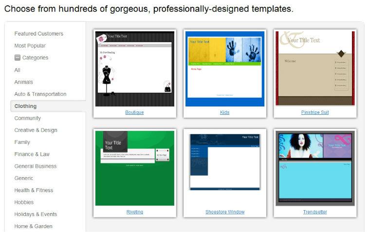 13 go daddy website design template images go daddy website go daddy website builder templates maxwellsz