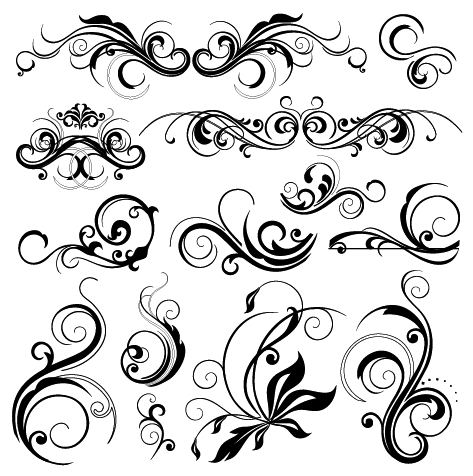 Graphic Art Designs Filigree