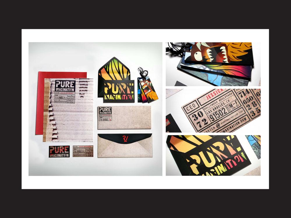 9 Graphic Design Portfolio Images