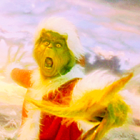 Grinch Stole Christmas Icon