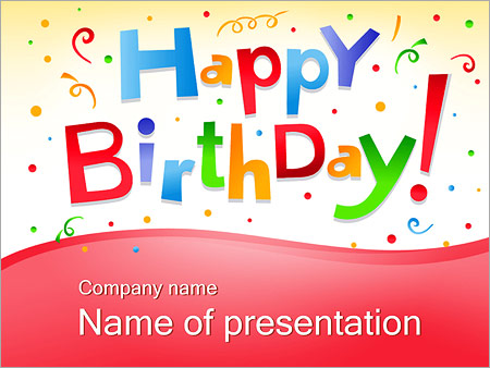8 Happy Birthday Free Printable Templates Images