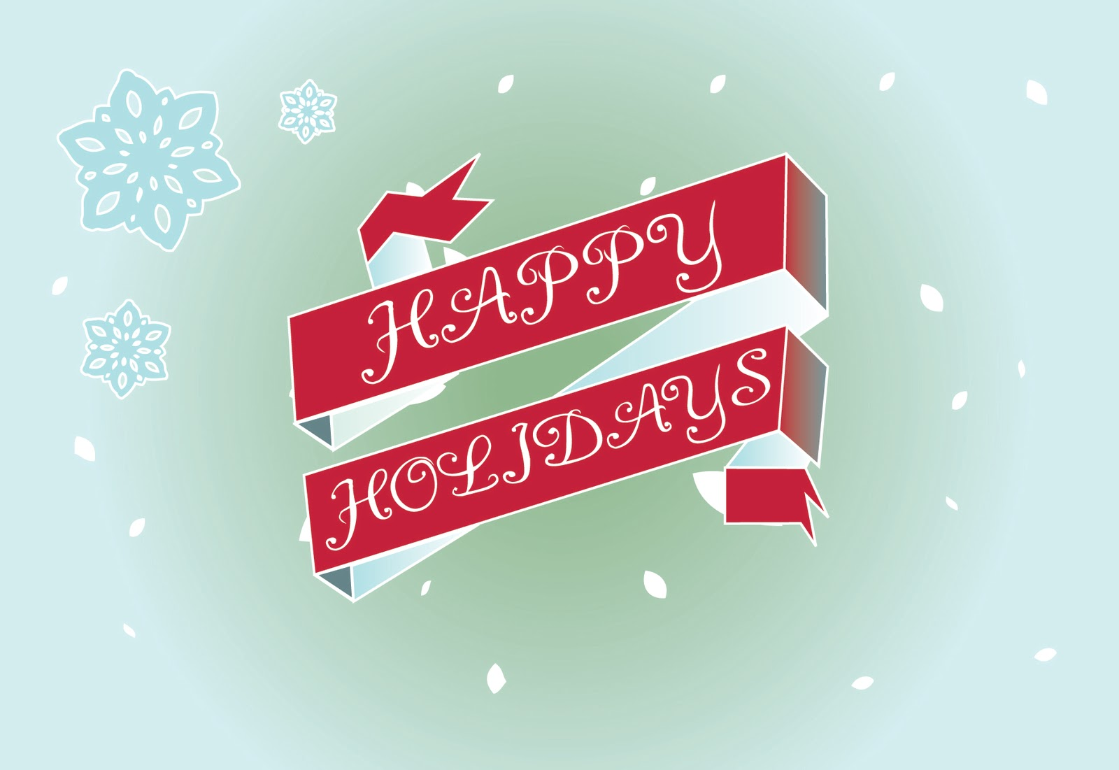 Happy Holidays Email
