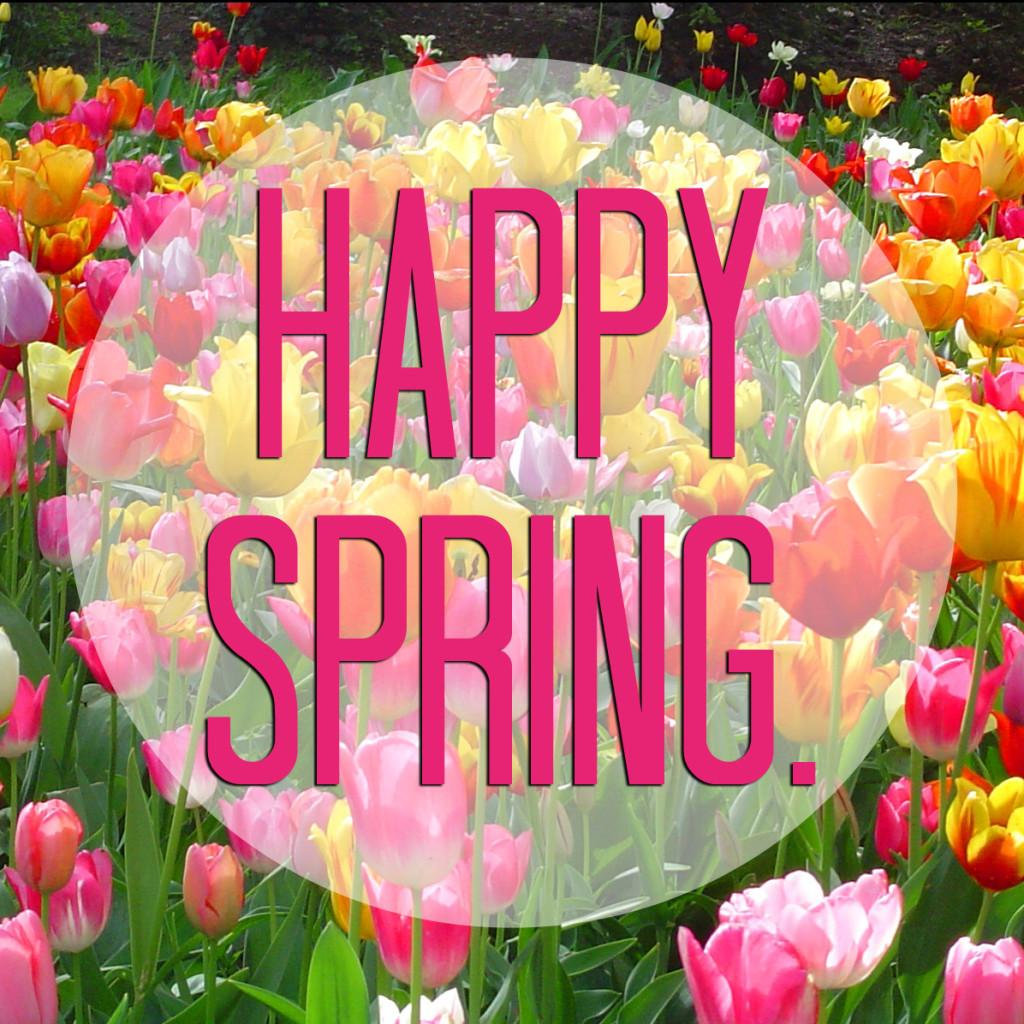 5 Happy Spring Graphics Images