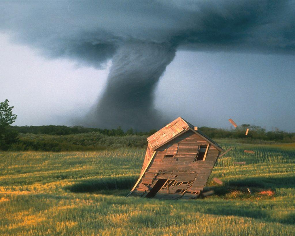 Hurricane Tornadoes