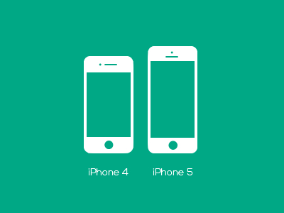 iPhone Icon Vector