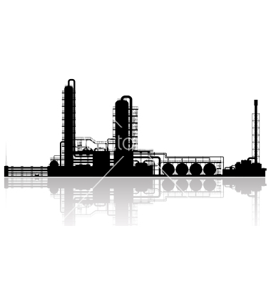15 Refinery Plant Icon Images