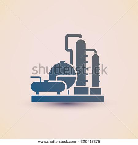 Petrochemical Symbols Clip Art