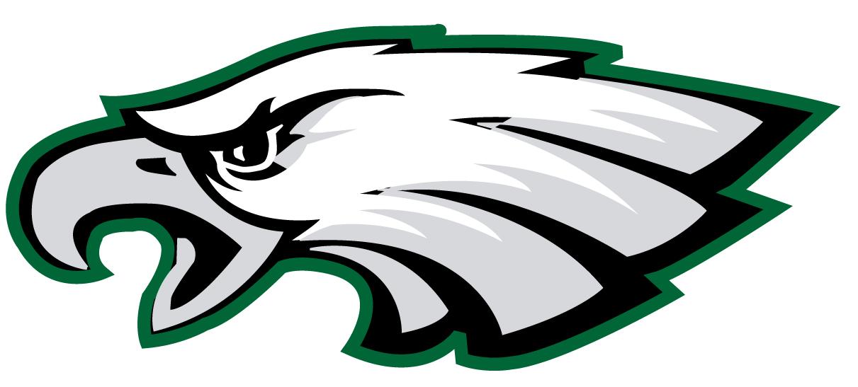 18 Eagles Logo Vector Images