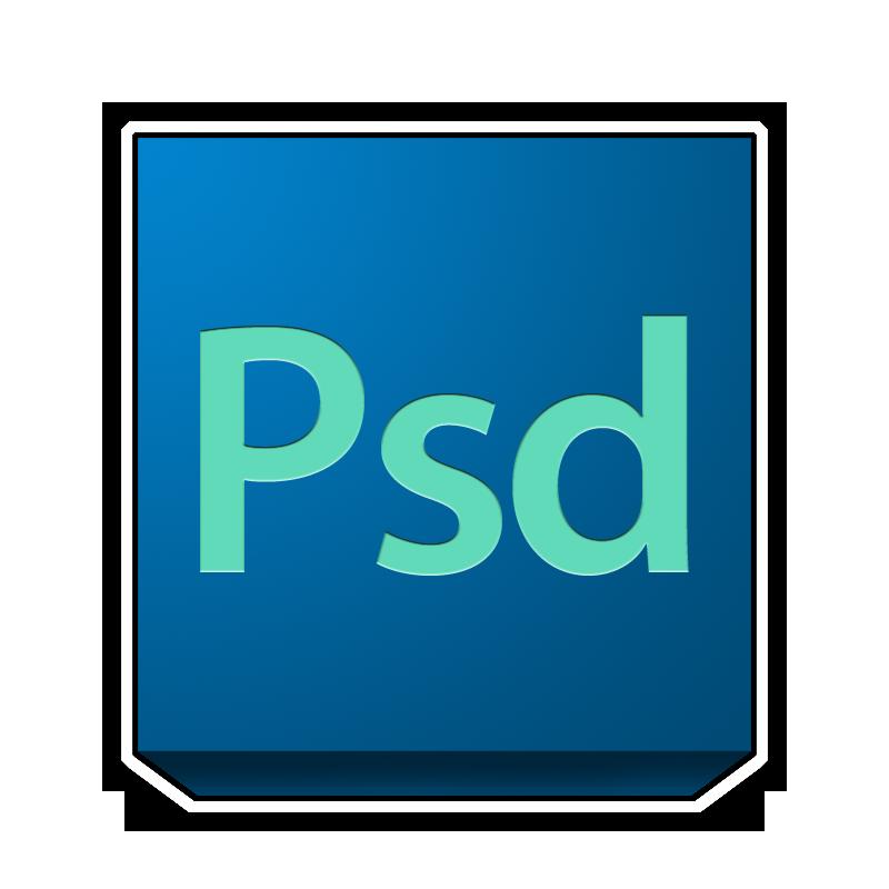 Photoshop Logo PSD