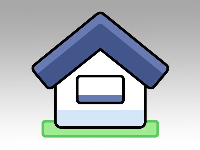 PSD House Icons