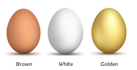 12 Easter Egg PSD Images