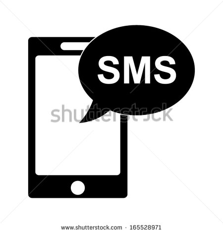 SMS Text Message Icon
