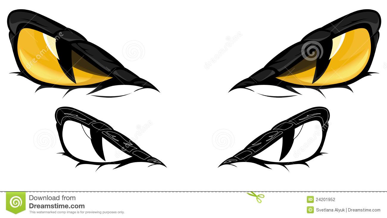 Snake Eyes Cartoon