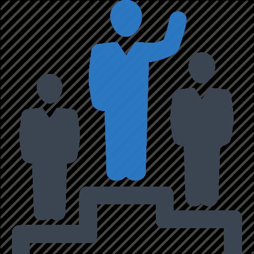 Success Business Team Icon