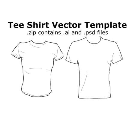 13 Shirt T-Shirt Design Template Free Images