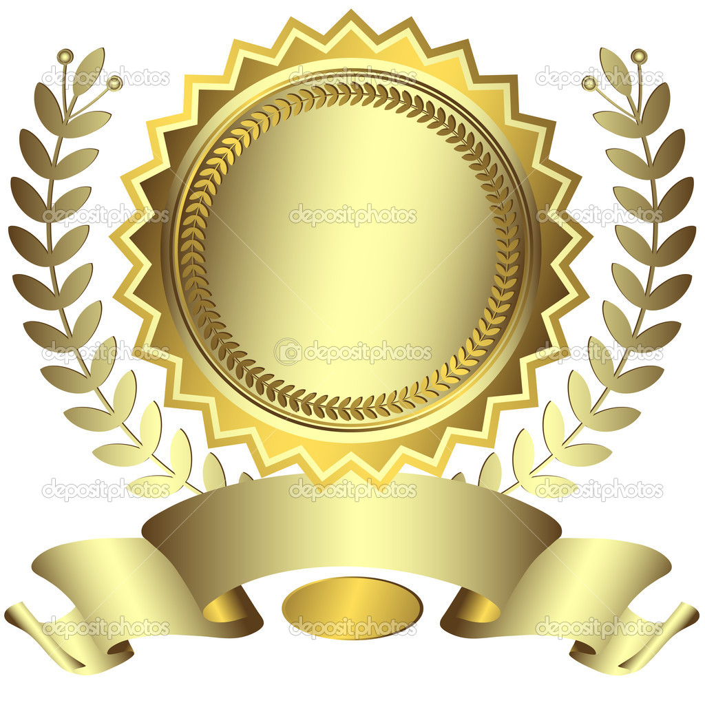 Vector Award Ribbon Clip Art for Free