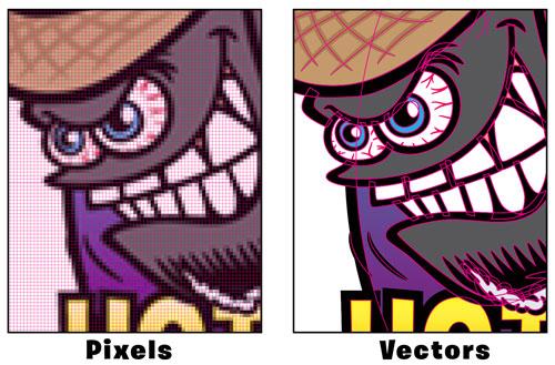 11 Pixel Vs Vector Images Images