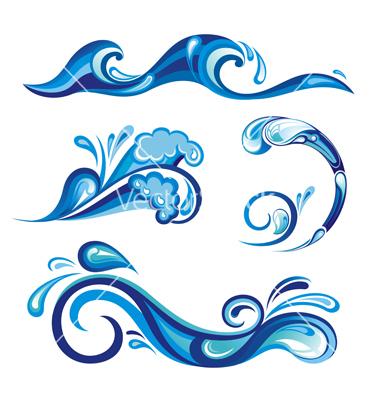 Water Vector Graphics