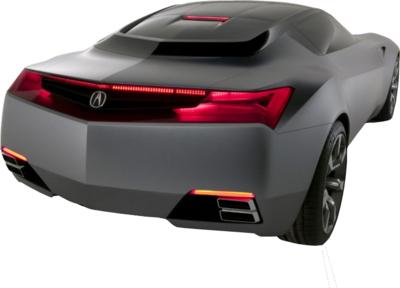 Acura Sports Car