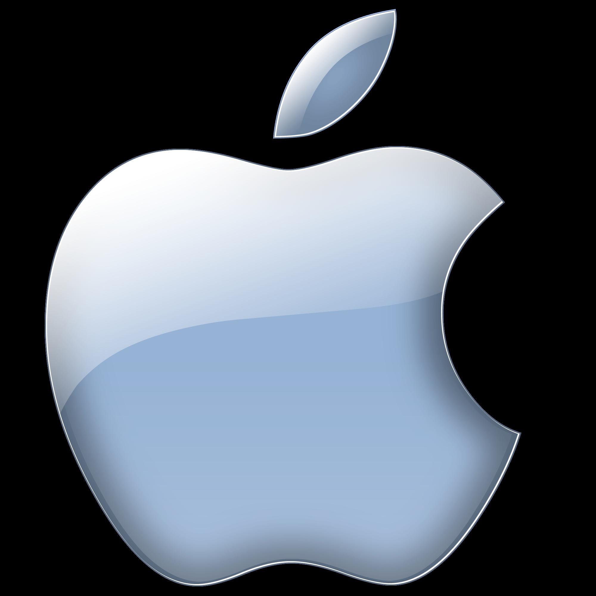 Official apple logo