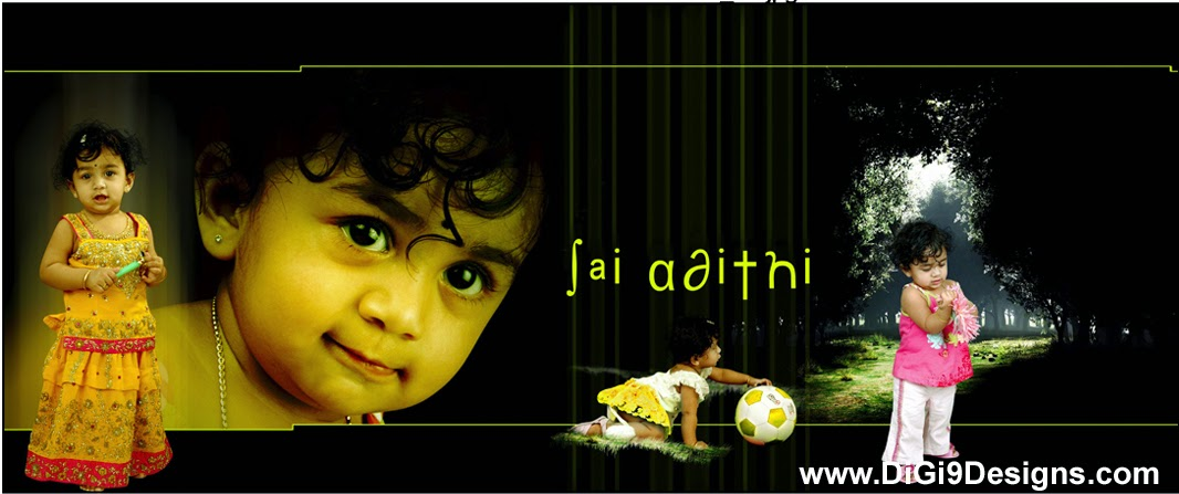 9 Birthday PSD HD Images - Free Birthday PSD Templates, Baby