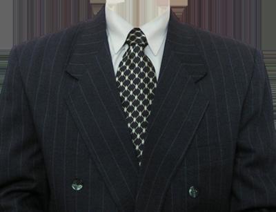 14 Black Suit PSD Images