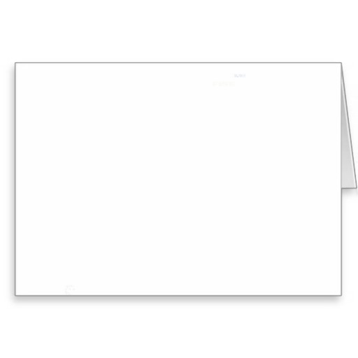 Greeting Card Blank Template  TvsputnikTk