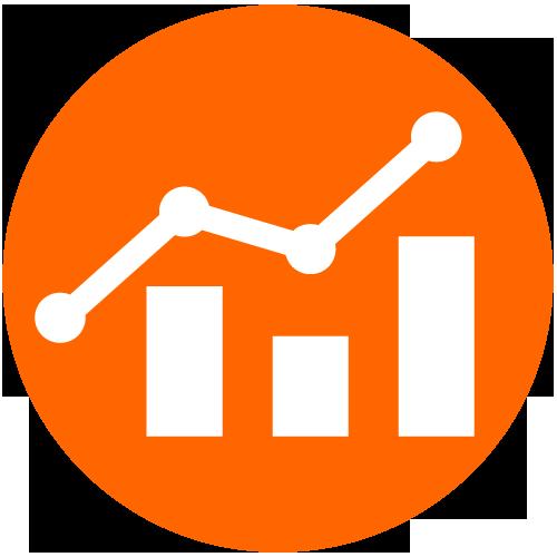 Business Data Analytics Icon